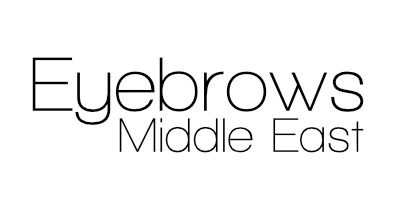 Eyebrows Middle East